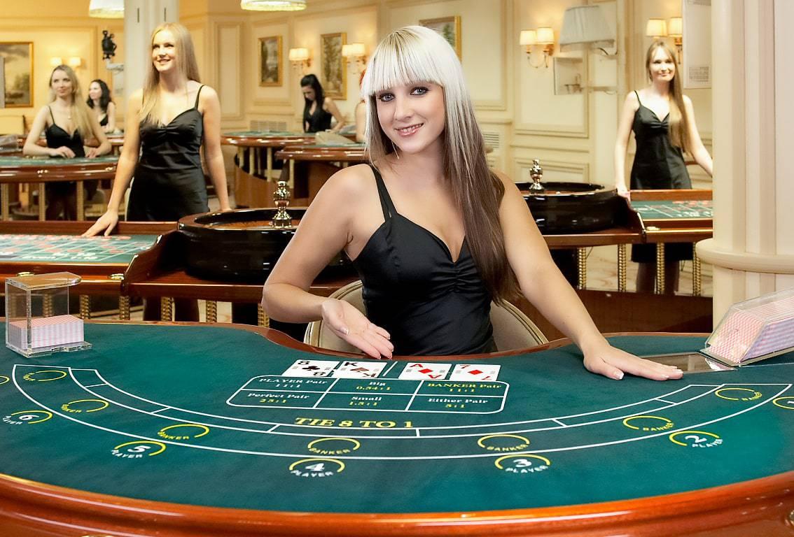Online Sexy Blackjack
