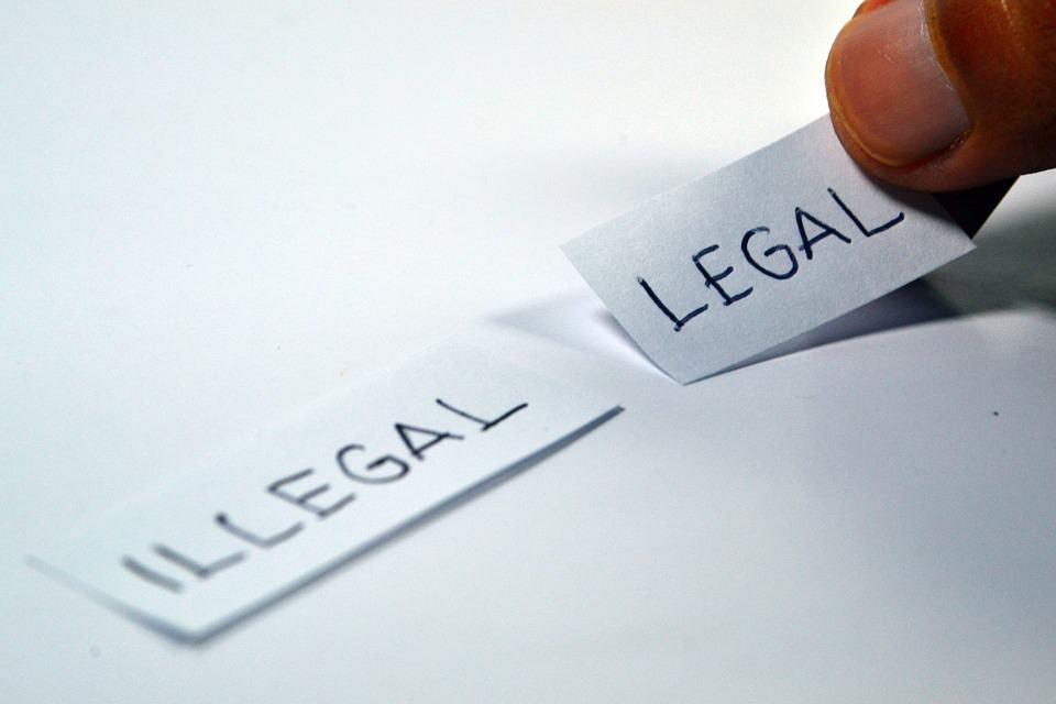 É Legal ou Ilegal?