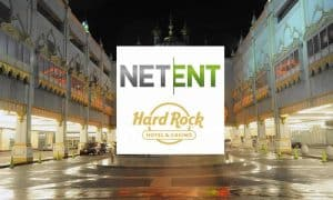 NetEnt junta forças com a Hard Rock New Jersey