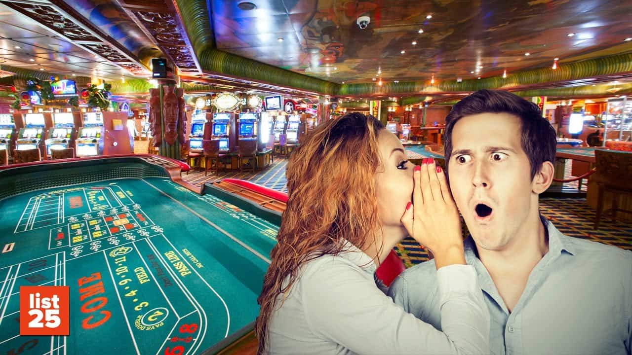 Top 10 Segredos que os casinos não querem que você saiba