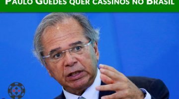 Paulo Guedes quer cassinos no Brasil