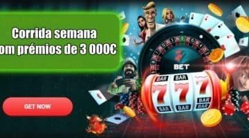 3000 € em Premios no Casino 22Bet