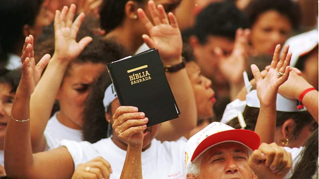EVANGÉLICOS VS LEGALIZAÇÃO